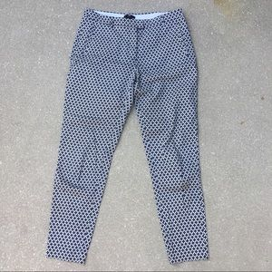 Patterned Pixie Pant